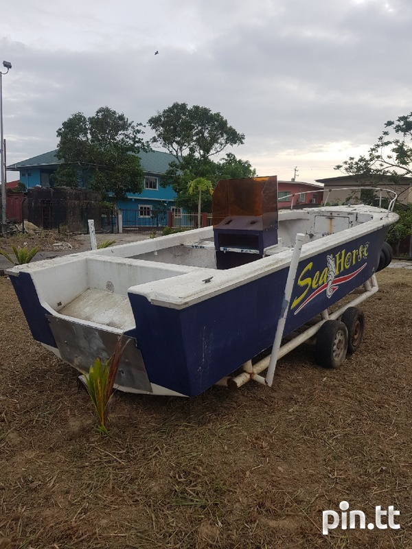 Boat and trailer-3
