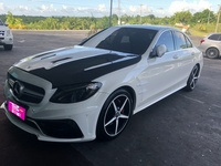 Mercedes Benz C-Class, 2015, PDM local