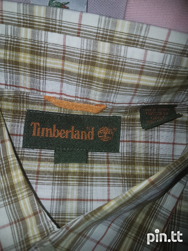 Original Timberland shirt men-3