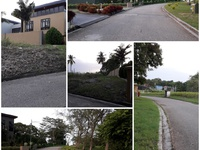 Residential 13,985sqft in gated community.