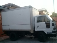 Transport -2.5 tonnes Enclosed, Covered truck