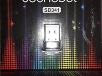 New SoundBot Bluetooth Adapter for PC