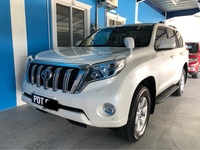 Toyota Land Cruiser Prado, 2015, PDT