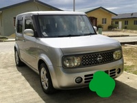 Nissan Cube, 2008, HDL