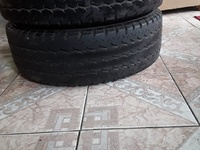 Commercial Light truck tyres