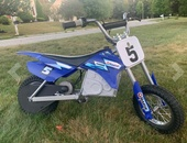 RAZOR DIRT ROCKET ELECTRIC MOTORCROSS OFF ROAD BIKE