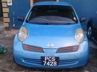 Nissan March, 2009, PCS