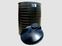 2 x 800 Gallon Water tanks