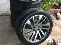 NP300 Rims And Tires