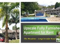 Upscale 2-bedroom fully furnished apartment in The Meadows