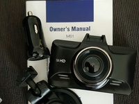 M01 1080p HD Mini Car DVR