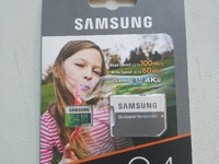 Samsung OEM SD Cards
