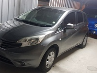 Nissan Note, 2014, pdh