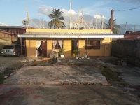 CUNUPIA Incomplete 3 bedroom house