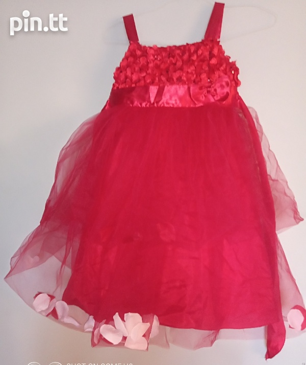 Sequence Red dress