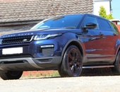 Land Rover Range Rover Evoque, 2017, ROLL ON ROLL OFF