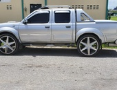 Nissan Frontier, 2003, TBY
