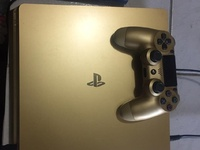 PS4 PRO with 2 games