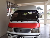 Red band Automatic Trasmission Maxi taxi