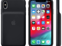 Bundle package iPhone XS Max ,smart battery case and air pods like new