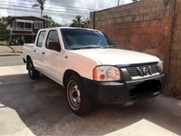 Nissan Frontier, 2014, TCM