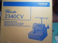 Brother Cover Stitch Sewing Machine
