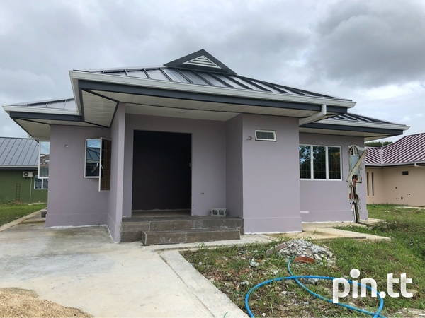 Sangre Grande Home with 3 Bedrooms-7