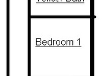 small two bedroom debe