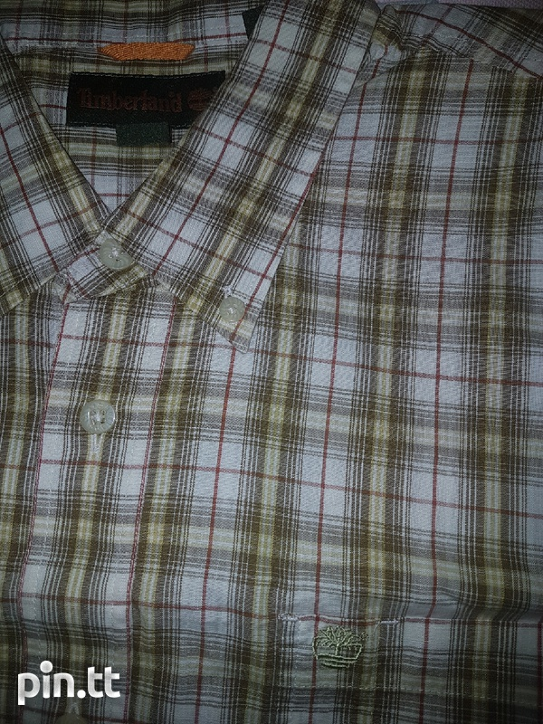 Original Timberland shirt men-2
