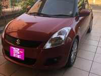 Suzuki Swift, 2011, PCU
