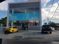 Claxton Bay- First Floor New Commercial Bldg 1400 Sq/ft