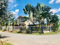 Roystonia Couva house with 3 bedrooms