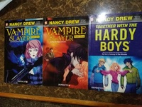 Nancy Drew Graphic Novels