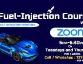 Professional Fuel-Injection Course in just 4-weeks.