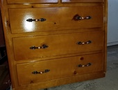 New chest of drawer