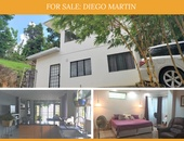 Diego Martin   5 Bedroom   2720sf 2Level Fixer House   5000sf Freehold