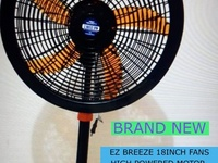 High Powered 18 INCH FANS BRAND NEW