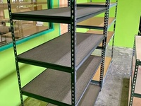 Metal Frame Shelves