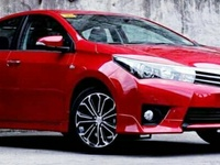 2014 -2017 Corolla / Altis Body Kit