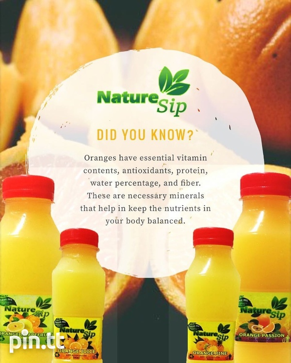 Nature Sip Fresh All Natural Juices.-2