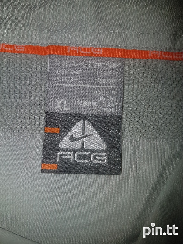 Original Nike acg shirt men xl-3