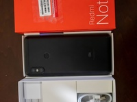 Redmi Note 5 Android Phone, Back 3GB RAM 32GB ROM