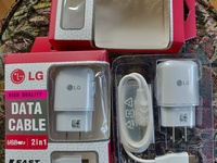 Original Huawei+LG Type C Fast Chargers