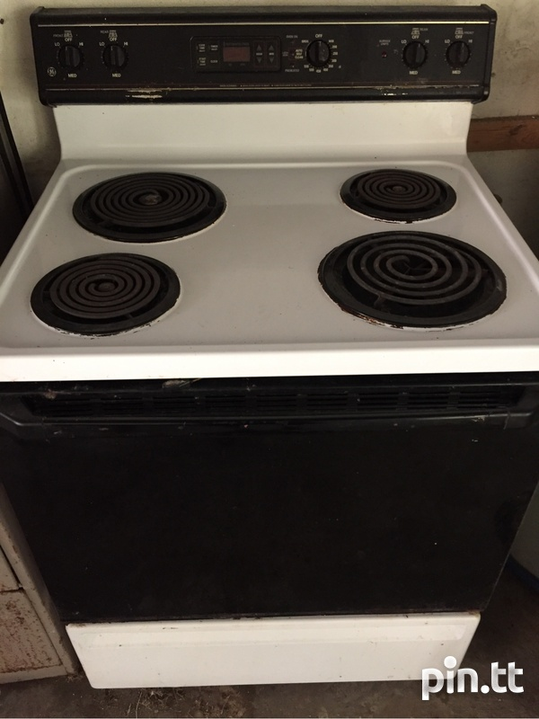 Electric Stove-1