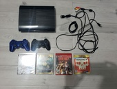 Play Station Console and Games
