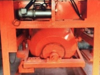 concrete mixer/crusher