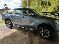 Mazda BT-50 Pickup, 2016, TDN