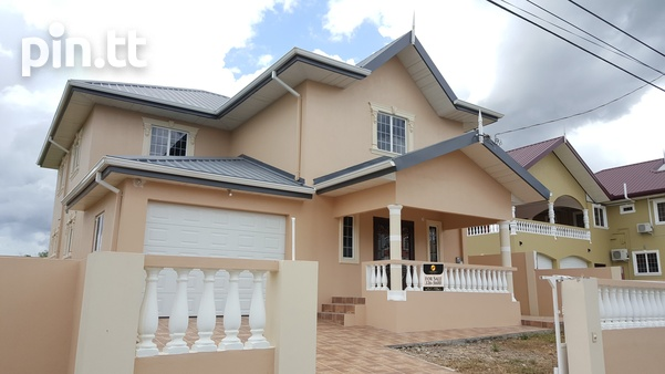 D'abadie, Timberland Park House with 4 bedrooms-1