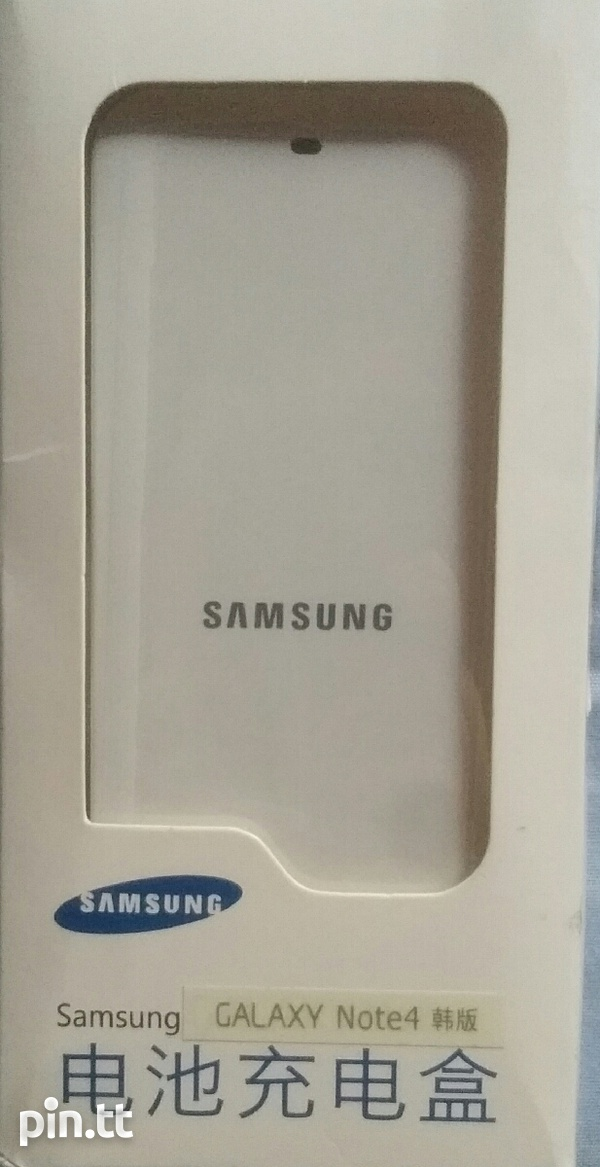 Samsung Galaxy Note 4 phone battery charger, Brand New in Box-2