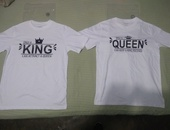 Couples T-Shirt Packages